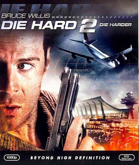 DIE HARD 2:DIE HARDER BY WILLIS,BRUCE (Blu-Ray)