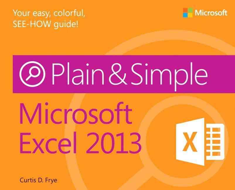 Microsoft Excel 2013 By Ferry, Daniel